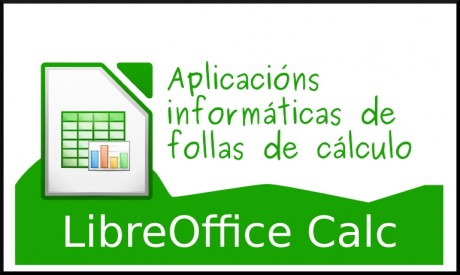 Aplicacións informáticas de follas de cálculo. LibreOffice Calc UF0321