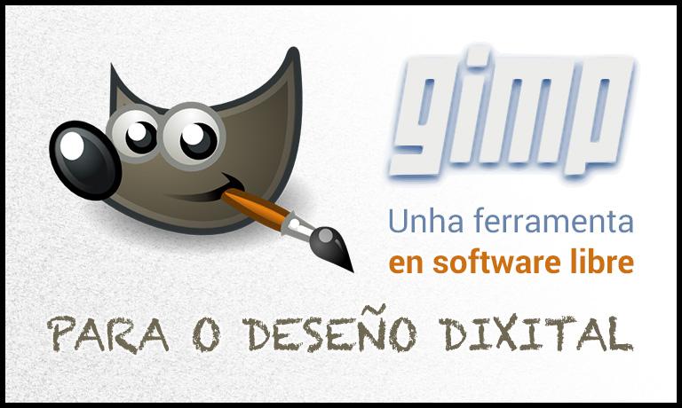 GIMP, retoque de imaxes en software libre